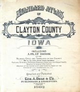 Title Page, Clayton County 1902